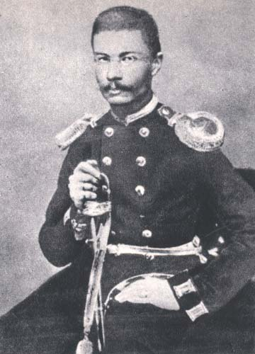 Romuald_traugutt_in_russian_uniform