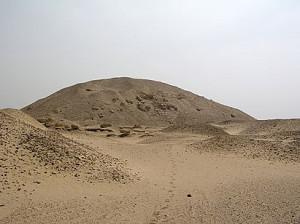 Пирамида Сенусрета I
