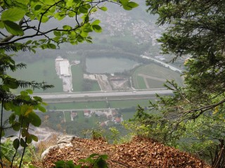 Бейс прыжки маглан Франция