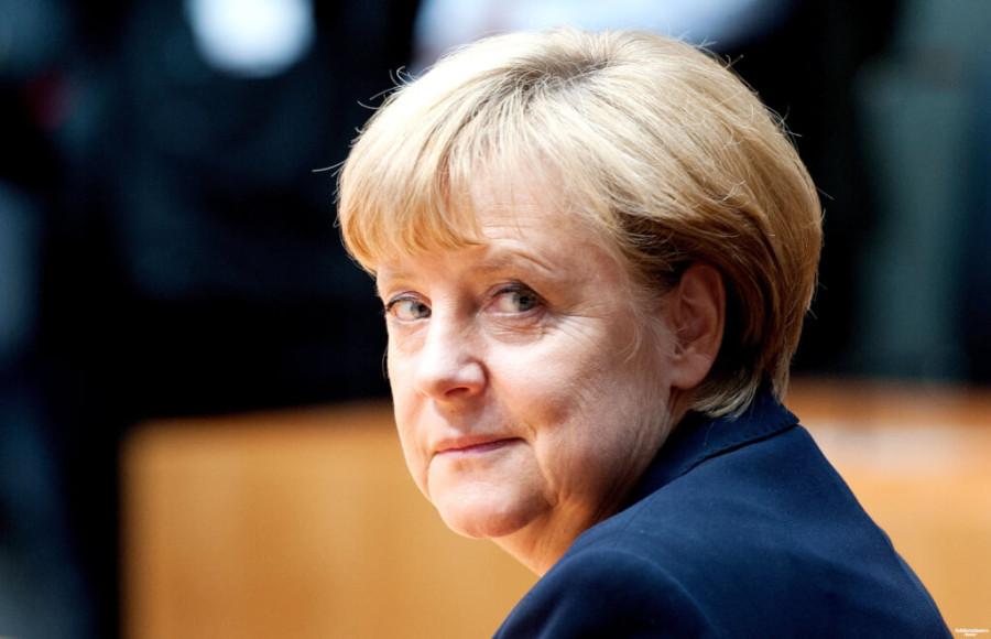 Меркель.Часть вторая.