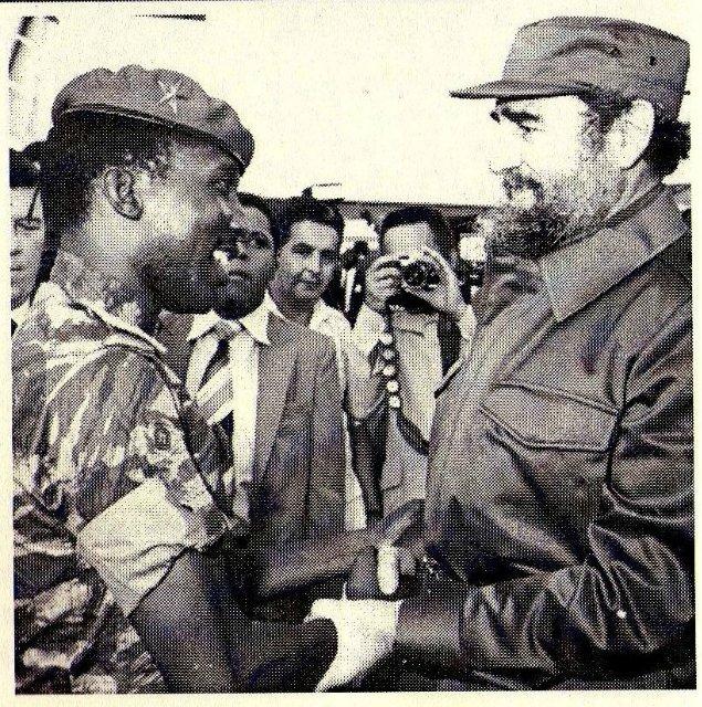 Африканский Че Гевара