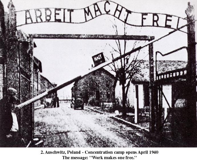 Газовые камеры, геноцид, концлагеря и споры о том что было... Часть вторая.