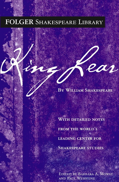 fool in william shakespeares king lear essay