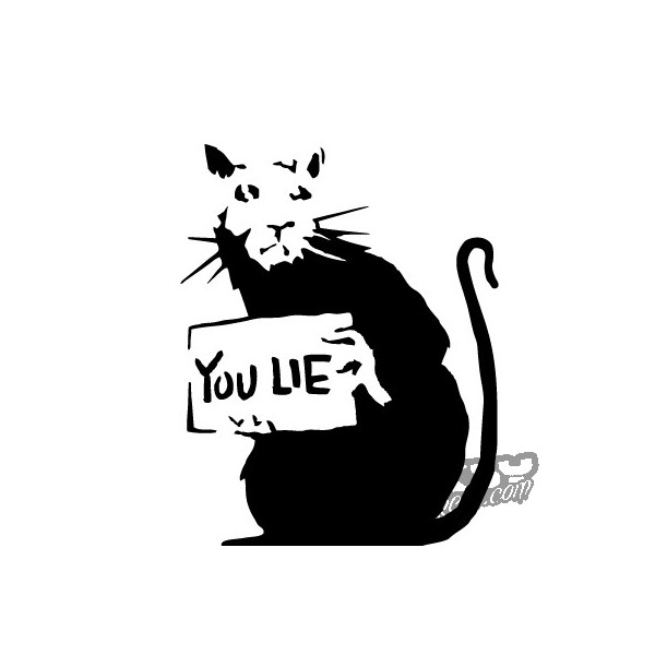banksy-lie-rat