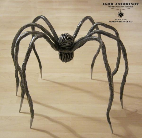 27 паук лого 4