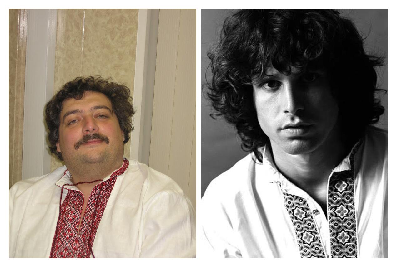 Дмитрий Быков + Jim Morrison