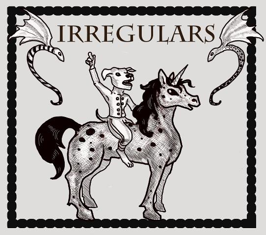 IRREGULARS MASCOT