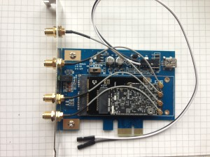 BCM94360CD Full Adapter