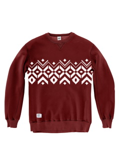 Addict Crew Sweat Alpine 2_main 1_resized 300px