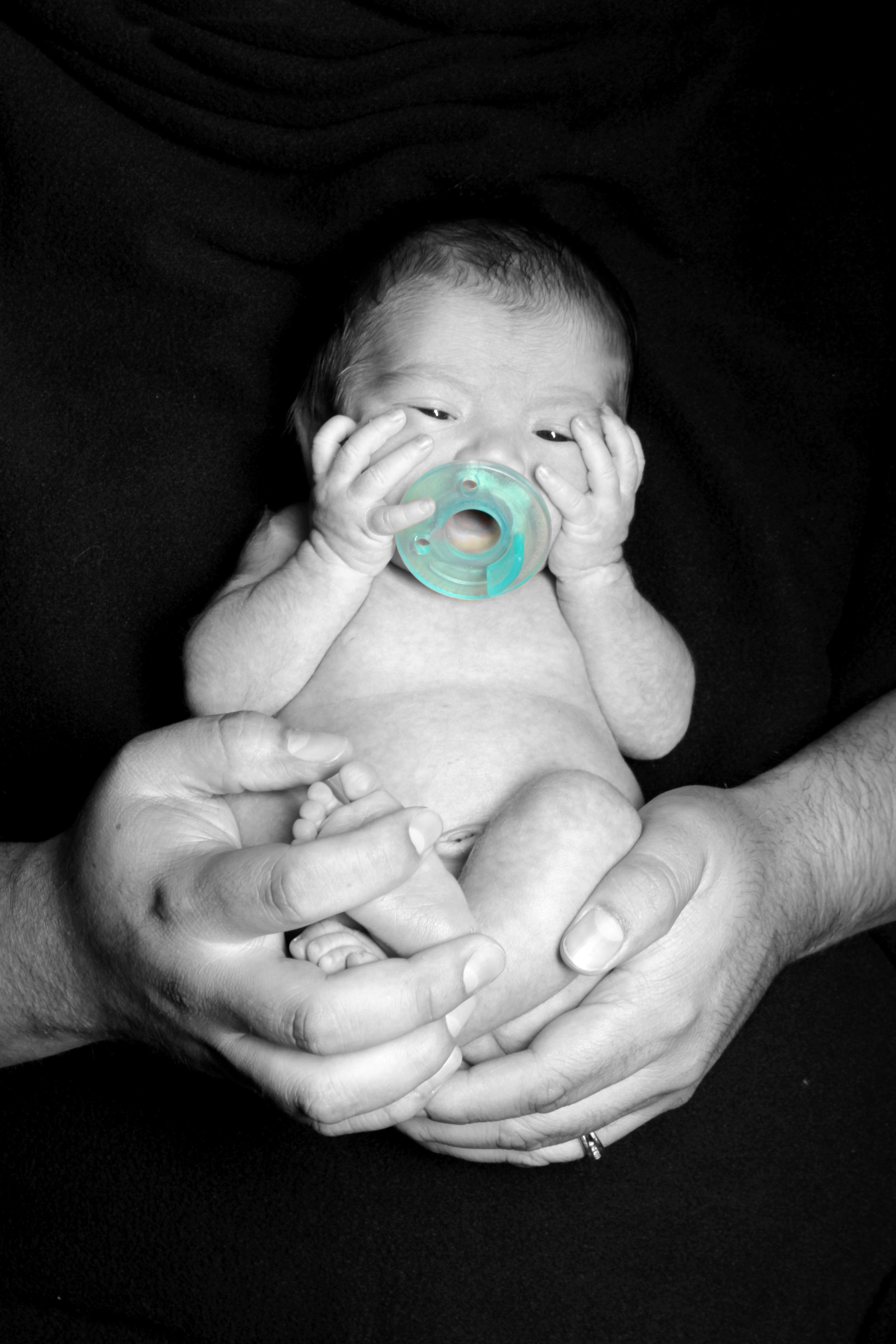 baby paci