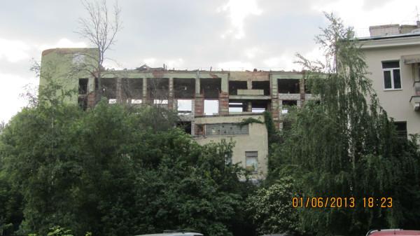 Общежитие (бывш.) в Петроверигском переулке