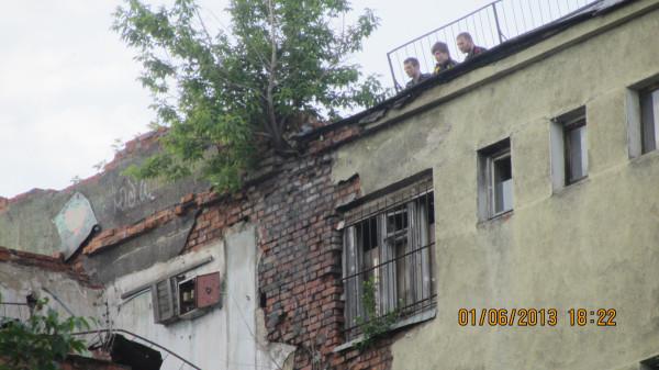 Общежитие в Петроверигском переулке