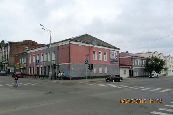 Кимры. Центральный район. Краеведческий музей