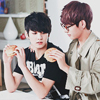 kookie & taehyung
