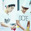 jhope & taehyung
