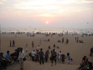 Пляж Калангута