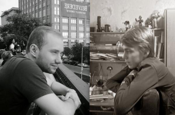 Илья и Марк