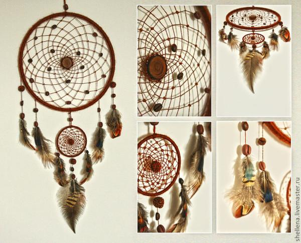 Перья для ловца снов своими руками в домашних условиях