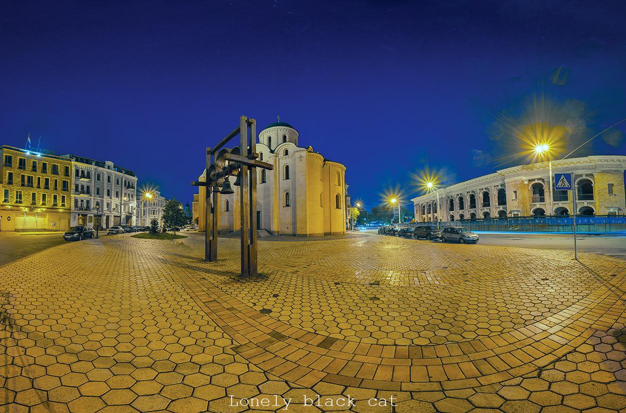 Podol, Kyiv photography by lonelyblackcat