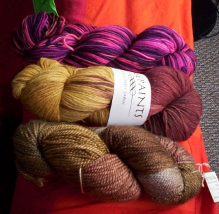 Yarn from