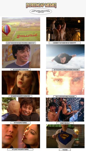 Smallville Meme