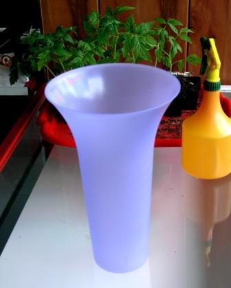 Я купил вазы на на спродаже  по 30 рублей, 2 штуки.