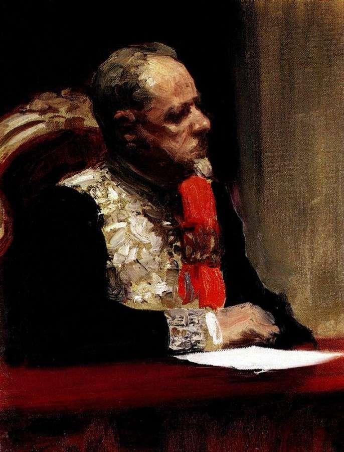 м.и.хилков князь портрет репин