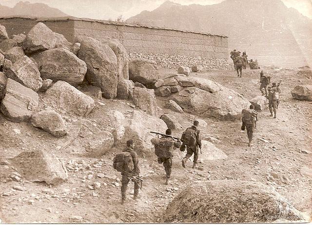 наши в афгане