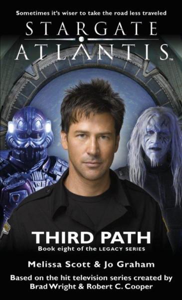SGA-23 Third Path (Leg 8) cover full size 2
