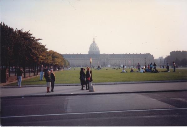 Invalides autumn 1991