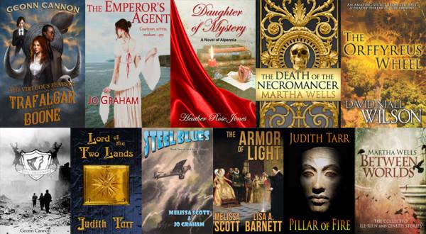 Historical fantasy storybundle