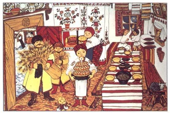 З єретичних листів - Два різдвяні малюнки