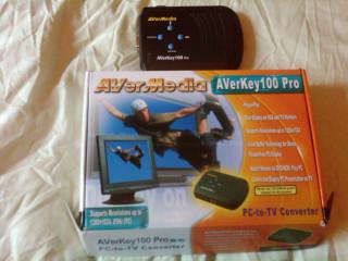 PC to TV converter
