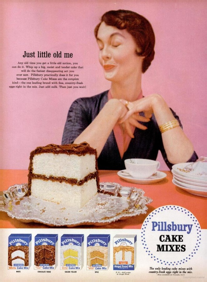 Cake Recipe With Pillsbury Cake Mix