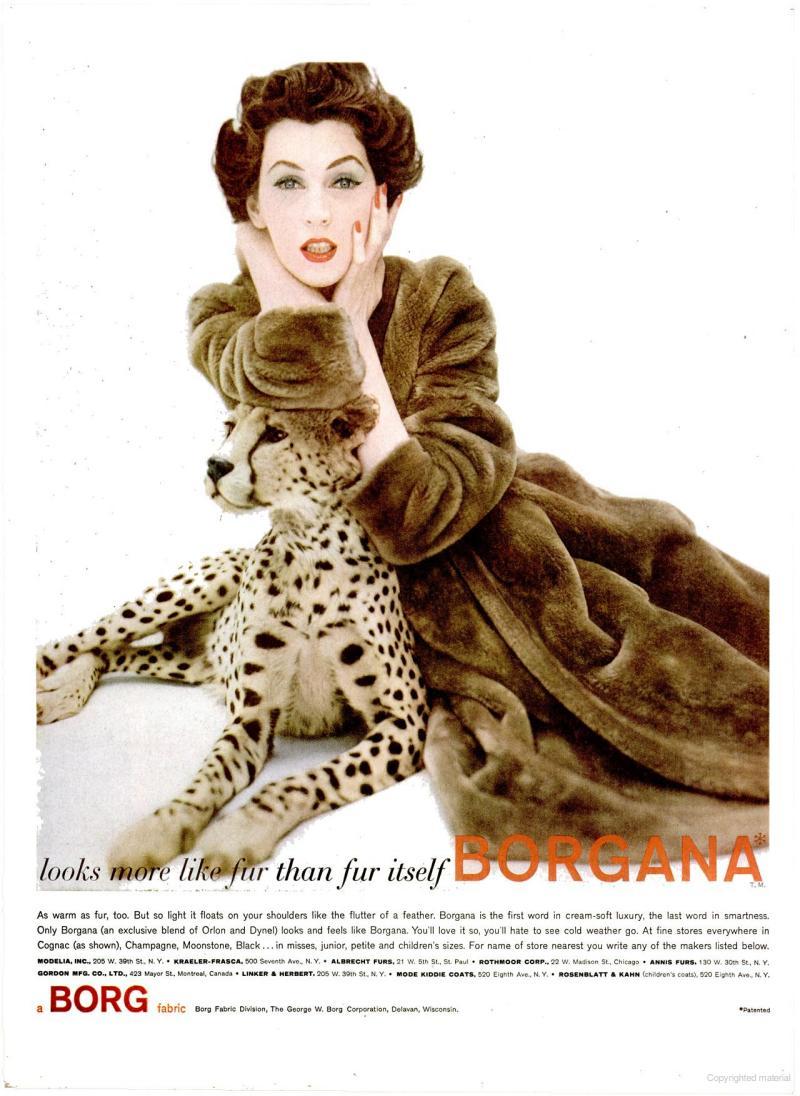 borgana fur life october 10 1955