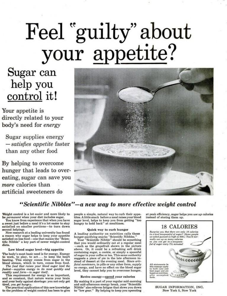 LIFE Jan 16, 1956 sugar information propaganda