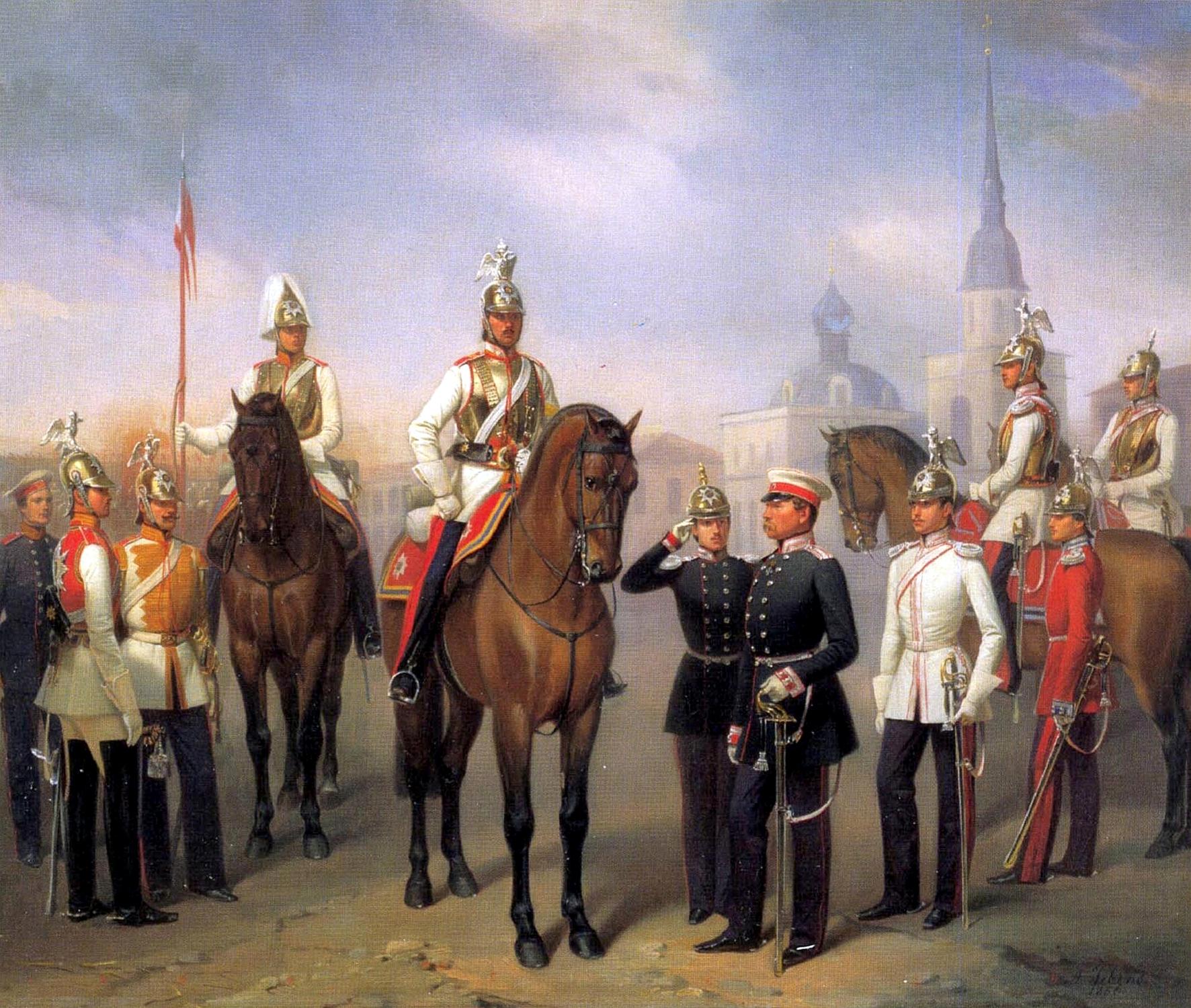 картинки императорской гвардии