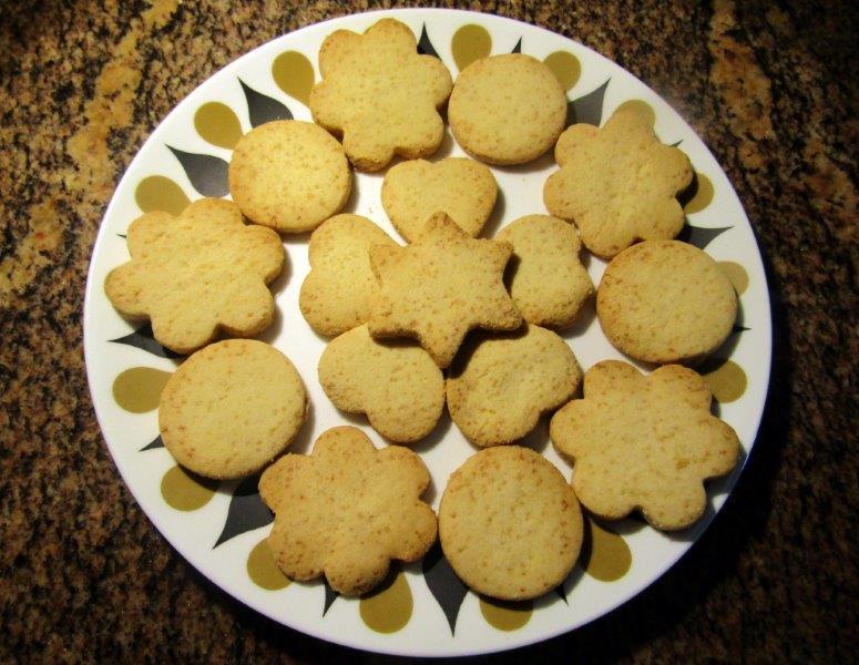 Песочные печенье пошаговый рецепт с