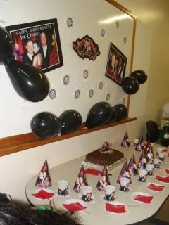 My Supernatural Birthday Party Joe Darko