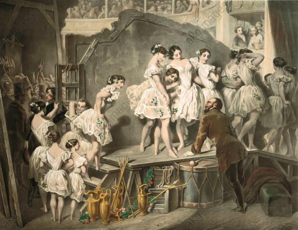 Детский балет и князь-педофил.