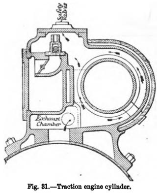 Traction Engine Jacket