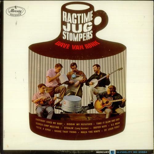 Dave+Van+Ronk+-+Ragtime+Jug+Stompers+-+LP+RECORD-547181