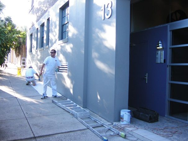 intumescent paint in sydney