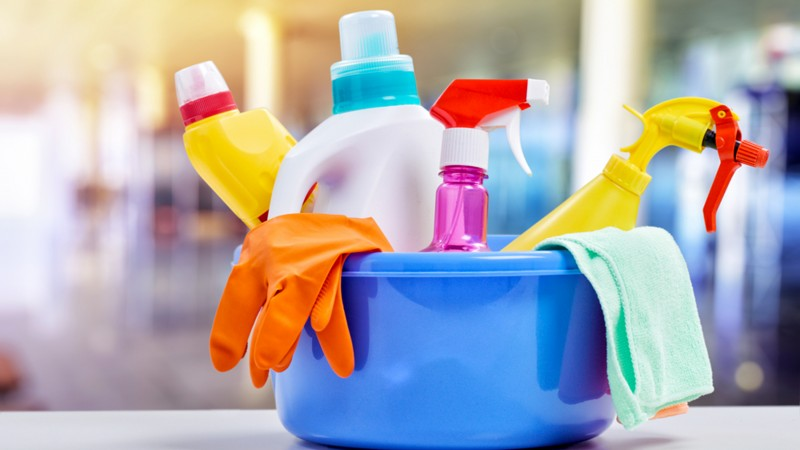 Cleaning product suppliers