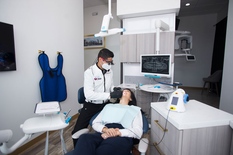 dental clinic in Liverpool