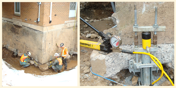 residential underpinning