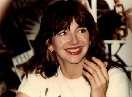 Kate Bush, younger years