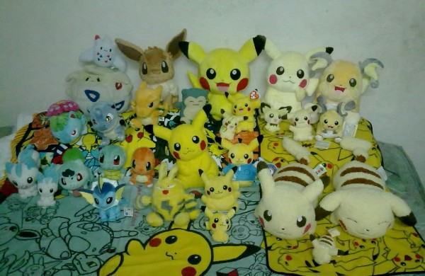 Plushcollection