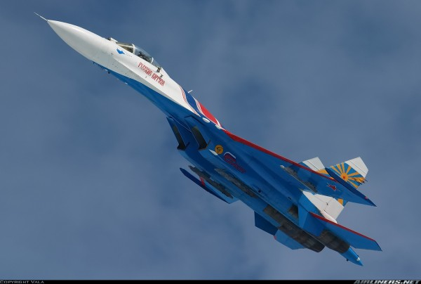 Sukhoi Su-27 1
