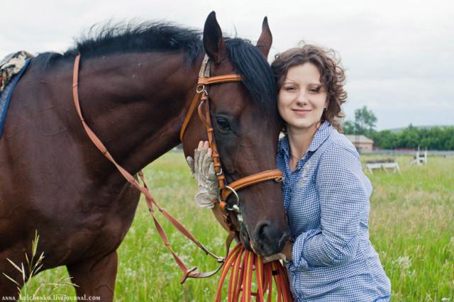 Я люблю лошадей
